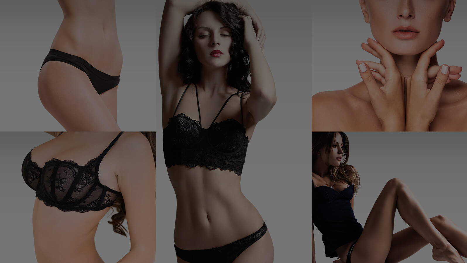 Model Collage Image 2
